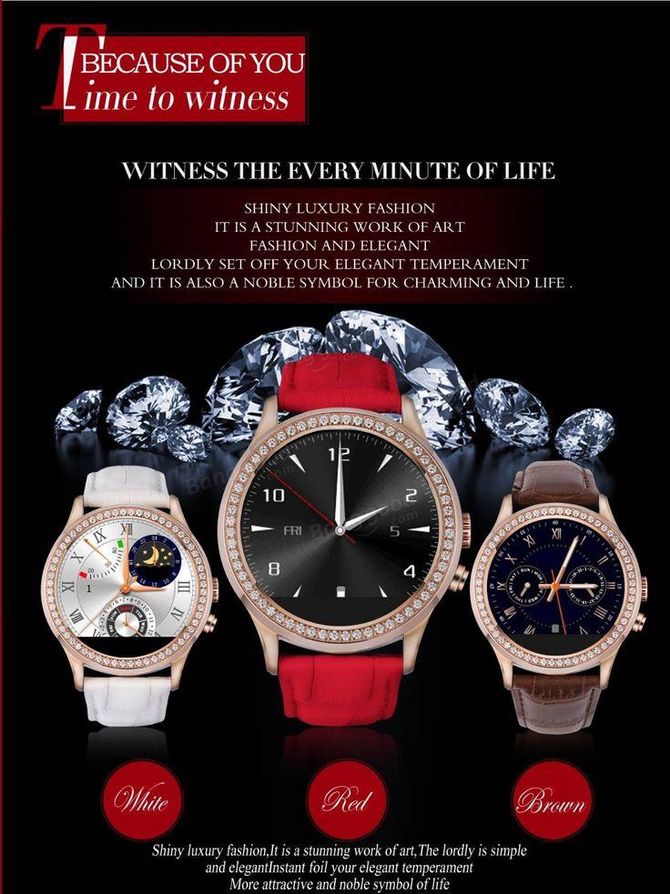 D2 1.22-inch MTK2502 Heart Rate Test 128MB ROM IP6 Waterproof Bluetooth 4.0 Smart Sync Watch Sale-Banggood.com