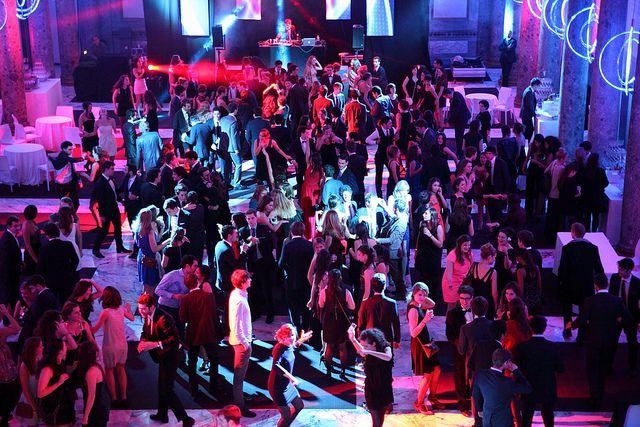The ESCP Europe Paris Campus Gala, 2013