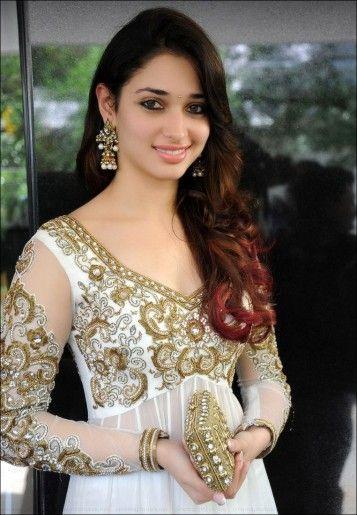 White Coloured Designer Anarkali Suit Online Shopping - Ramdev Sarees | 218
