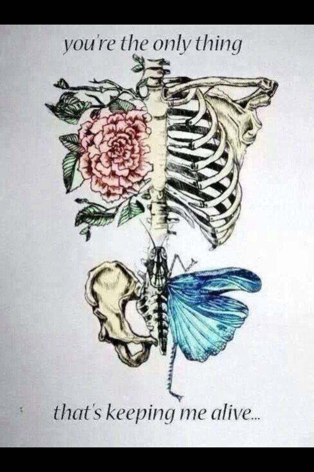 PTV tattoo
