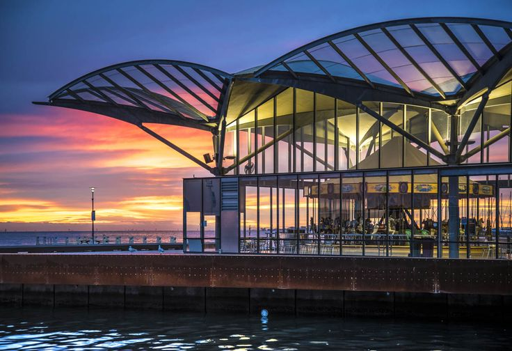 RoyalAuto, August, 2016. 10 things to love about Geelong. Photos: Anne Morley. #royalauto #geelong #geelongwaterfront #waterfront #carousel #water #sunset