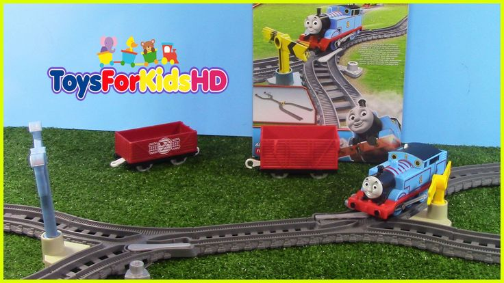 Juguetes de Thomas y sus amigos - Set de pista trackmaster thomas and friends