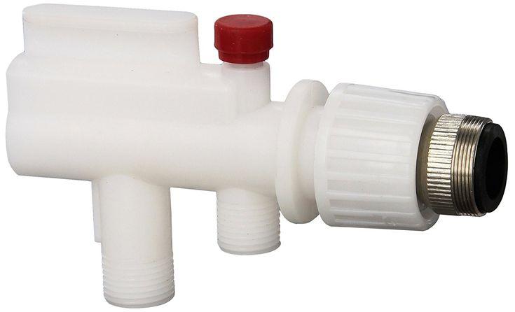 dishwasher hose connector