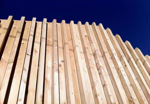 wood cladding | Starfall Farm