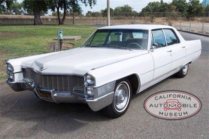 Beautiful Survivor: 1965 Cadillac Calais - http://barnfinds.com/beautiful-survivor-1965-cadillac-calais/