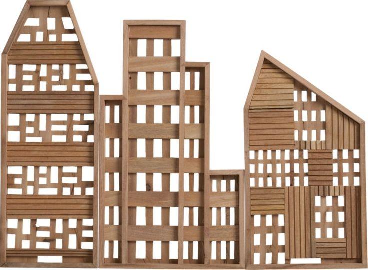 i kind of like this - 3-piece row house set