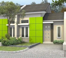 Shape Garden Home House - is a texture that unites the home will be favored by the texture of paint and paint form. mengkhusus create further elements visit http://goo.gl/HziUrY