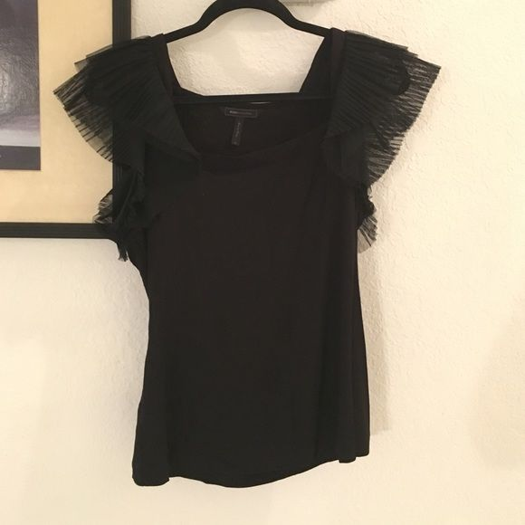 BCBGMaxAzria top (M) Please let me know if you have any questions or concerns! Feel free to make an offer. BCBGMaxAzria Tops