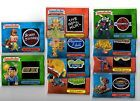 2016 Garbage Pail Kids COMPLETE 10x Parody PATCH RELIC SET Collector ONLY. Rare!