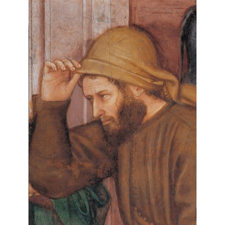 Ames Episode No 7 Miracle Of The Wild Bulls And Arrival Of St James Body To The Realm Of Queen Lupa Canvas Art - (24 x 36)