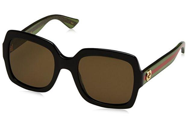 60731d00 Gafas de sol Gucci negras para mujer al mejor precio | GAFAS | Gafas ...