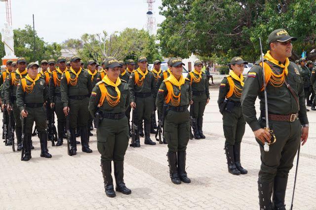 Policías para la paz - Hoy es Noticia