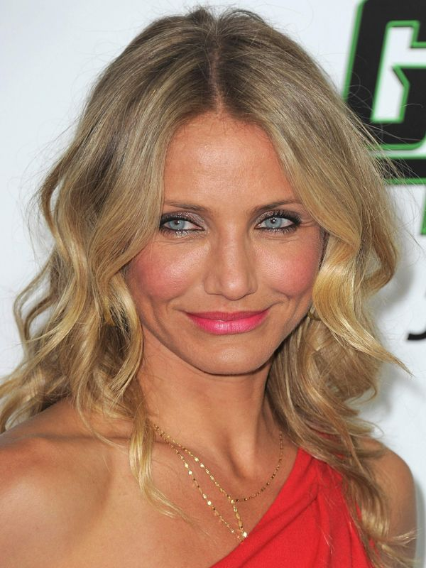 cameron diaz hair styles the best examples of bright makeup 9373