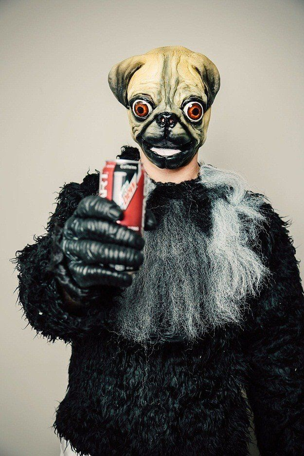 Go get a beer and celebrate becoming a real-life nightmare!