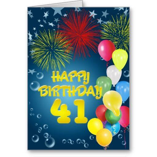 Best 25+ 41st Birthday Ideas On Pinterest