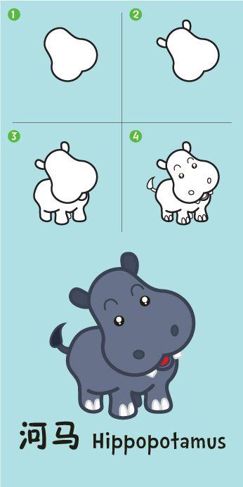河马 Hippopotamus