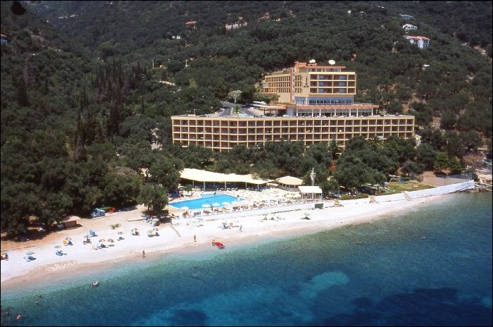 Vacante Vara 2013 - NISSAKI BEACH 4* 7NP. Calatorie la Corfu, Nissaki, oferte Paravion