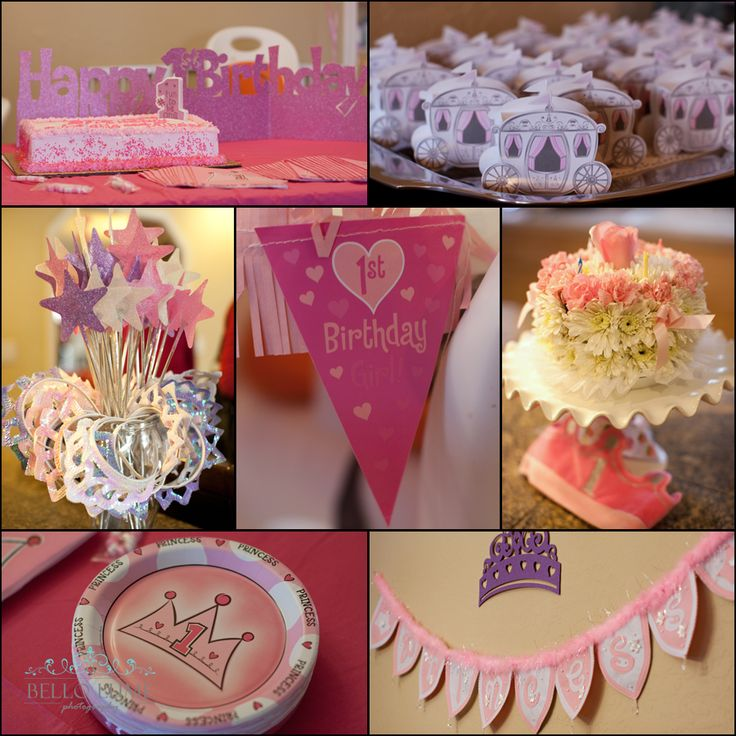 Image detail for -Princess First Birthday Party ~ {Phoenix Birthday Photographer ...