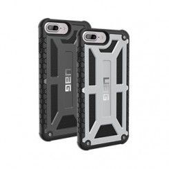 UAG's Monarch series for iPhone 7 Plus/6s Plus builds features 5-layer construction that exceeds military drop-test standards (MIL STD 810G 516.6) by 2X!