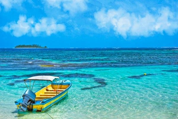 Colombia: San Andres Mar de los 7 Colores - Natural World Safaris