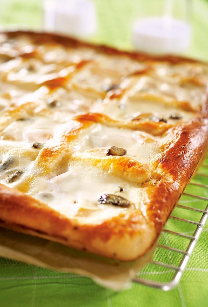 Rahkapiirakka, pellillinen | Kodin juhlat | Pirkka #food #baking | recipe in Finnish