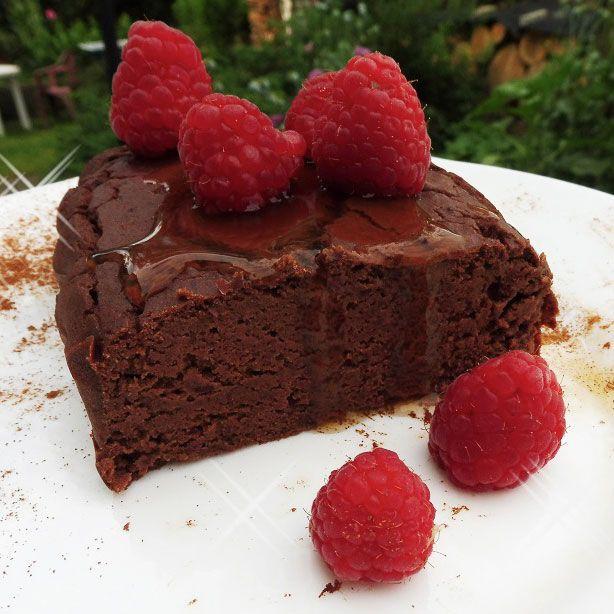 Fazolové brownies pro mlsné fitnessky :-)