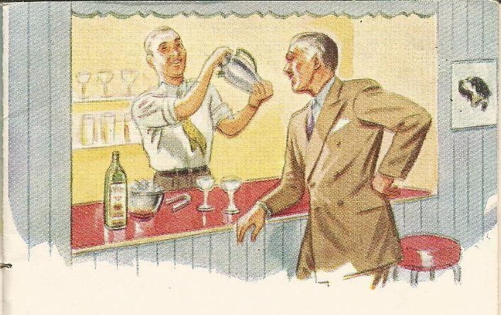 Vintage Recipes: 1940s Party Cocktails