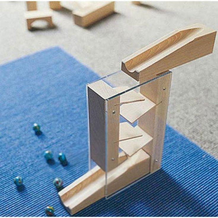 HABA Kugelbahn Kaskaden 1157 #HABA #Kugelbahn #Spielzeug #Kinderspielzeug #Kaskaden #Holzkugelbahn #Murmelbahn #Acrylglas #Ergänzung #Bauelemente #Höhenabstufungen #ab3Jahren