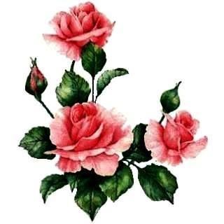 desenhos para adesivos de unhas e afins rosas desenhos