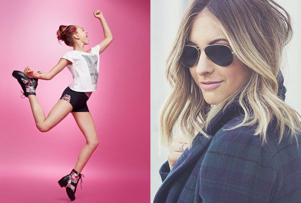 Betsey Johnson for Capezio, Cupcakes and Cashmere for Nordstrom, Fourth of July Sales and More!