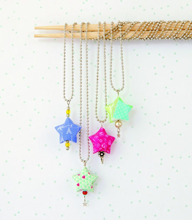 25 best ideas about origami lucky star on pinterest for Diy lucky stars