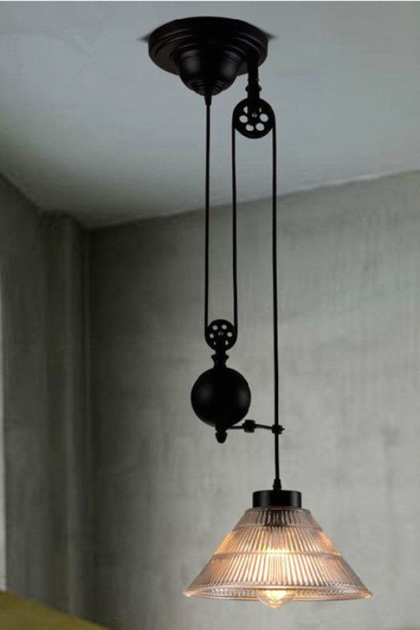 50 Beautiful Industrial Style Lighting Designs To Complete Your Urban Home I Industrial Light Fixtures Rustic Industrial Lighting Vintage Industrial Lighting