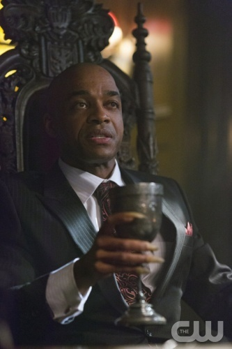 "7x22 ""There Will Be Blood"" - Rick Worthy as Alpha Vampire in SUPERNATURAL on The CW.  Photo: Jeff Weddell/The CW©2012 The CW Network, LLC. All Rights Reserved."