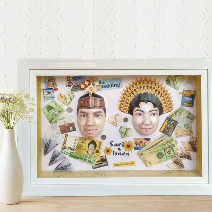 @lowpolypaper 3D Paper Face Design  Kreasi foto wajah dalam bentuk 3 Dimensi dengan gaya Lowpoly  Cara Pemesanan:  1. Hubungi kami (kontak ada di bio☝️☝️☝️) 2. Kirim foto wajah tampak depan / Pas Foto ke email lowpolypaper@gmail.com 3. Pembayaran melalui transfer BCA 4. Pengerjaan *4-5 hari 5. Pengiriman produk  Kado kreatif, unik, yang bisa dijadikan sebagai hadiah ulang tahun, wisuda, anniversary, pernikahan, sebagai Home Decor dan Custom Mahar  Ayo pesan sekarang!! #kadounik #kado #gift…