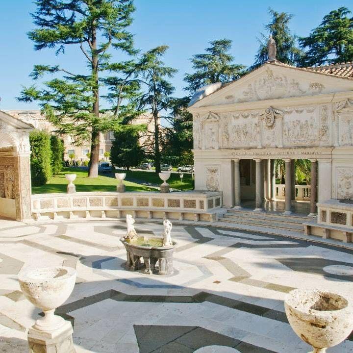 5f99246f7f932abc55673679b4c5e976 - Vatican Gardens And Vatican Museums Tour