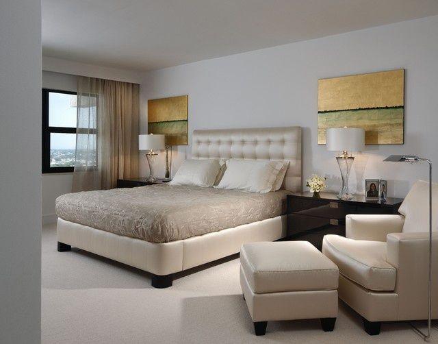 modern metro bedroom/Bedroom - contemporary - bedroom - Toby Zack Designs