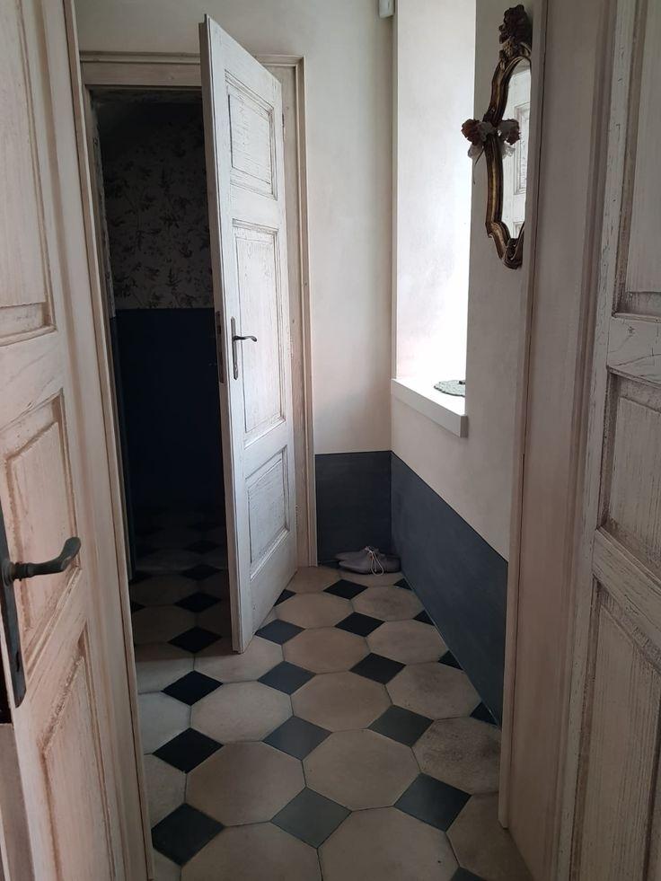 Cementine e porte originali di recupero idee per la casa for Idee interni casa