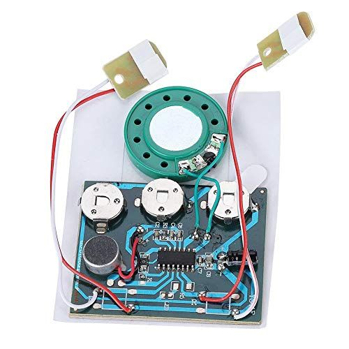 30s Recordable Music Sound Voice Recording Module Device Https Www Amazon Com Dp B07dxhb3fm Ref Cm Sw R Pi Dp Greeting Cards Diy Diy Cards Greeting Cards