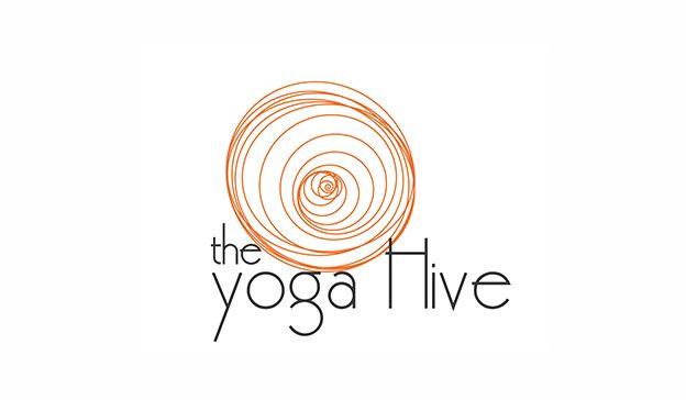 30 unique yoga logos