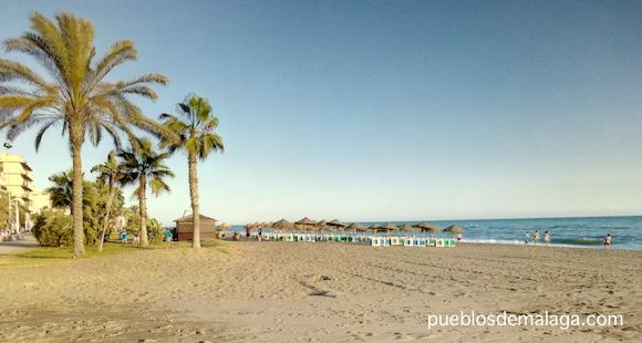 Playa de La Cala del Moral