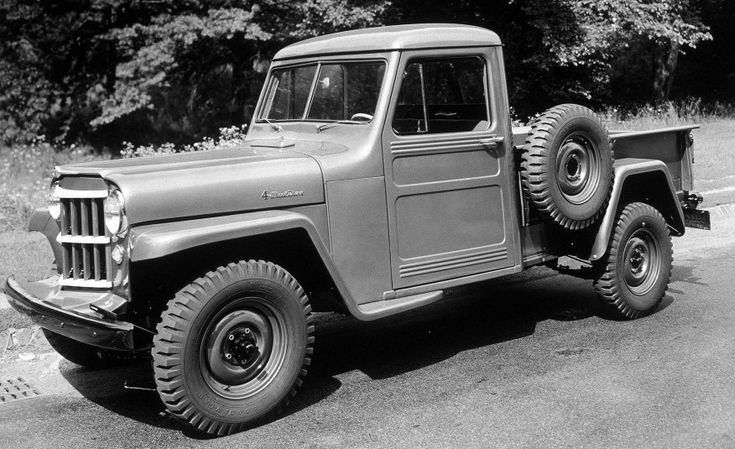 Image result for civilian J-series Jeep truck