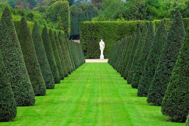 L Annee Andre Le Notre En 10 Jardins Jardins Parc Et Jardin Et