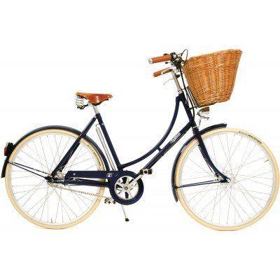 Pashley Britannia damesykkel - Blå