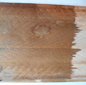 Con vinagre, con café... Vamos a aprender cinco trucos diferentes para teñir la madera. ¿Habías probado antes alguno de ellos?