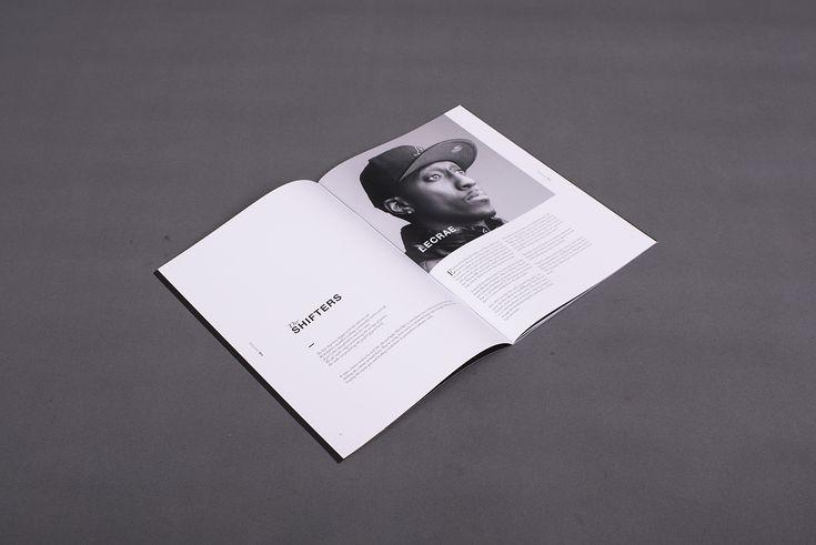 Parachute Magazine on Behance