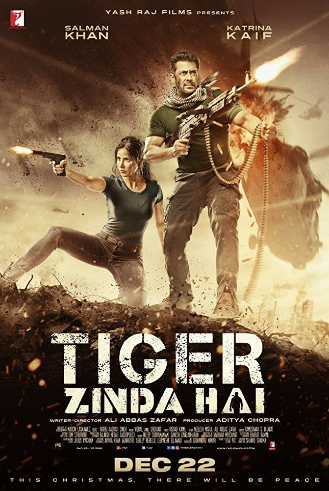 Tiger is a very nice movie Hussain parmar
