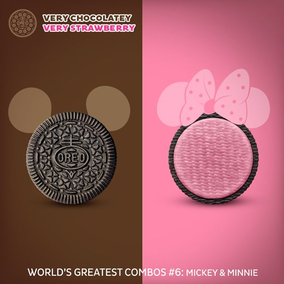 Yes there is a more lovable combination than this one. Didn't you see it? #VeryChocolatey #VeryStrawberry