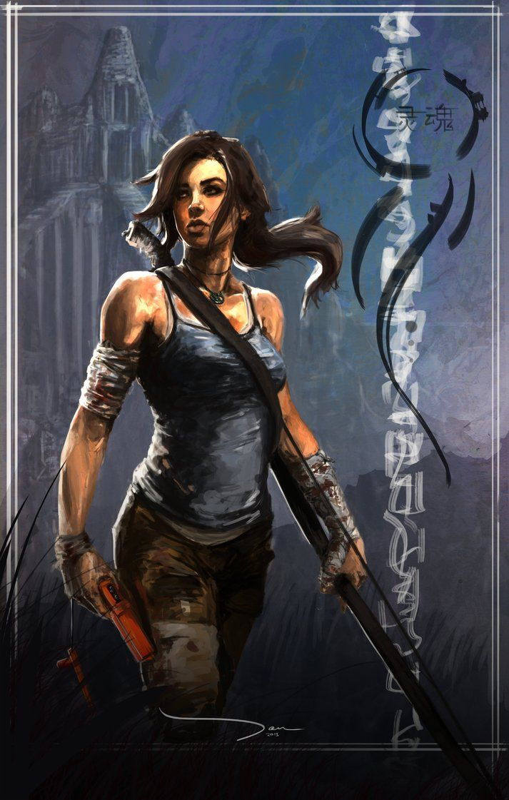 1000 images about tomb raider on pinterest lara croft angelina jolie videos and fanart. Black Bedroom Furniture Sets. Home Design Ideas