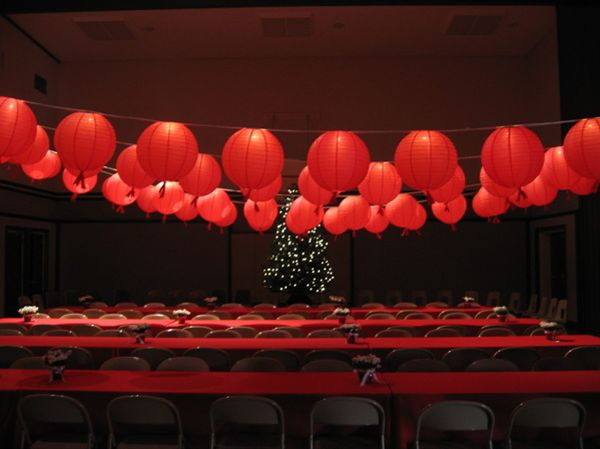 Great for a church Christmas party . . . we did it . . . looks great