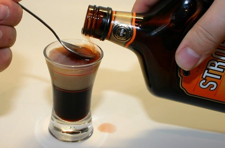 The B-52 is a popular shot cocktail. Its striking appearance is down the careful layering of each of the three ingredients. The shot has an orange coffee taste with a smooth, creamy texture. Someti…